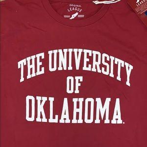 NWT University of Oklahoma T-Shirt